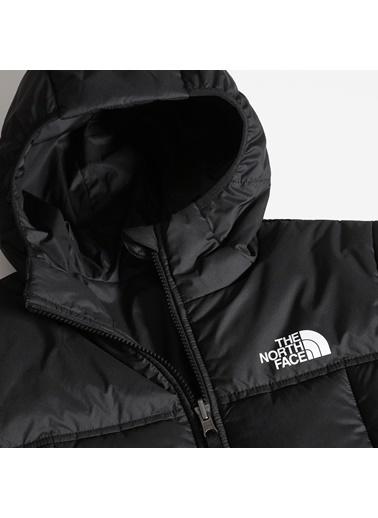 The North Face B Rev Perrıto Çocuk Ceketi  Nf0A4Tjgjk31 Siyah